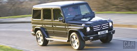 Mercedes-Benz G55 Kompressor AMG UK-spec - 2010