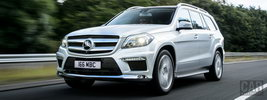 Mercedes-Benz GL350 BlueTEC AMG Sports Package UK-spec - 2014