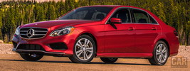Mercedes-Benz E250 BlueTEC AMG Sports Package US-spec - 2014