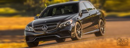 Mercedes-Benz E63 AMG 4MATIC US-spec - 2014