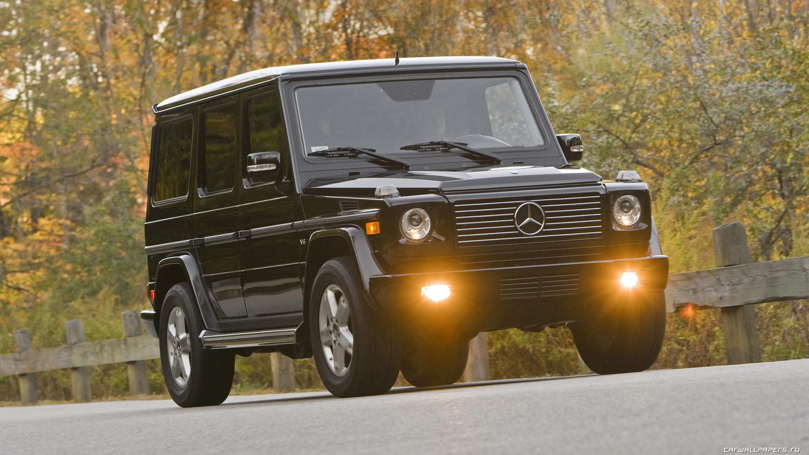 Mercedes benz g 500 фото