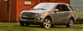 Mercedes-Benz ML320 BlueTEC - 2009