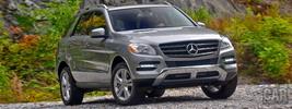 Mercedes-Benz ML350 4MATIC - 2012