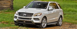 Mercedes-Benz ML350 BlueTEC 4MATIC - 2012
