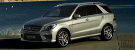 Mercedes-Benz ML63 AMG - 2012