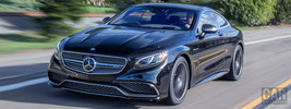 Mercedes-Benz S 65 AMG Coupe US-spec - 2015