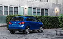 Обои автомобили Mitsubishi Outlander Sport SE US-spec - 2015