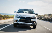 Обои автомобили Mitsubishi Outlander Sport SEL US-spec - 2015