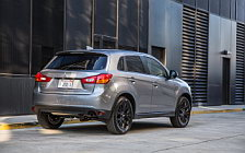 Обои автомобили Mitsubishi Outlander Sport Limited Edition US-spec - 2017