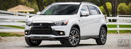Mitsubishi Outlander Sport SEL US-spec - 2015