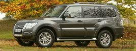 Mitsubishi Pajero 5door - 2014