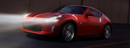 Nissan 370Z US-spec - 2013