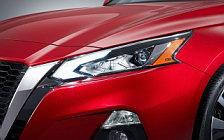 Обои автомобили Nissan Altima Platinum - 2018