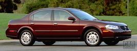 Nissan Maxima US-spec - 2000