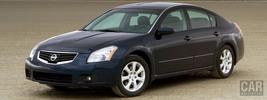 Nissan Maxima US-spec - 2007