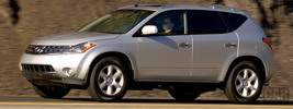 Nissan Murano US-spec - 2007