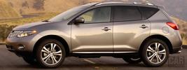 Nissan Murano US-spec - 2009