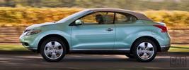 Nissan Murano CrossCabriolet US-spec - 2011