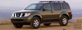 Nissan Pathfinder US-spec - 2005