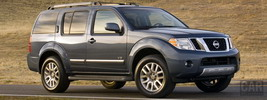 Nissan Pathfinder US-spec - 2008