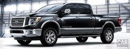 Nissan Titan Crew Cab XD SL - 2016