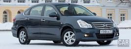 Nissan Almera - 2013