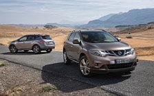 Обои автомобили Nissan Murano - 2012