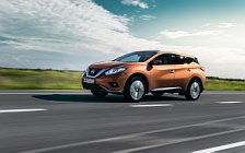 Обои автомобили Nissan-Murano-RU-spec-2016