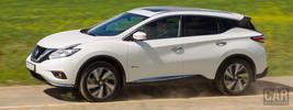 Nissan Murano Hybrid RU-spec - 2016