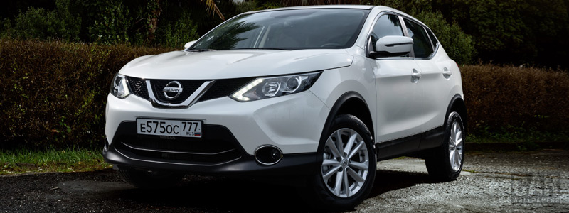 Обои автомобили Nissan-Qashqai-RU-spec-2015 - Car wallpapers