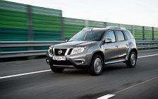 Обои автомобили Nissan-Terrano-RU-spec-2014