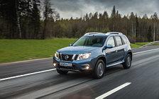 Обои автомобили Nissan-Terrano-RU-spec-2017