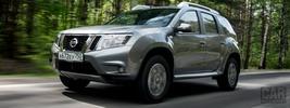 Nissan Terrano RU-spec - 2014