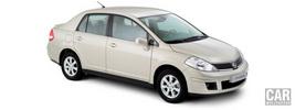 Nissan Tiida Sedan - 2007