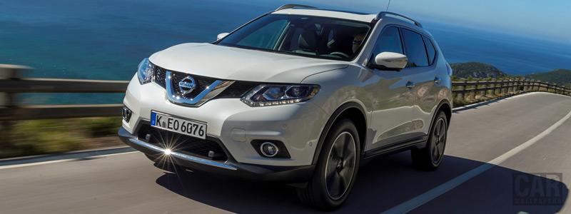 Обои автомобили Nissan X-Trail X-Tronic - 2014 - Car wallpapers