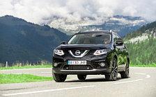 Обои автомобили Nissan X-Trail DIG-T 163 - 2015