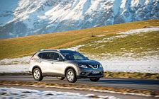 Обои автомобили Nissan X-Trail 1.6 dCi 4x4 - 2016