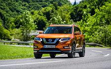 Обои автомобили Nissan X-Trail - 2017