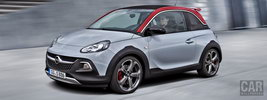 Opel Adam Rocks S - 2015