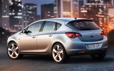 Cars wallpapers Opel Astra - 2009