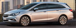 Opel Astra Sports Tourer - 2015