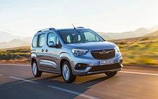 Обои автомобили Opel Combo Life - 2018