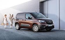 Обои автомобили Opel Combo - 2018