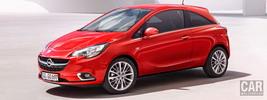 Opel Corsa 3door - 2014