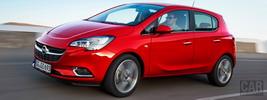Opel Corsa 5door - 2014