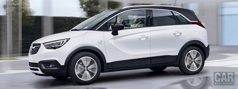 Cars wallpapers Opel Crossland X Turbo - 2017 - Car wallpapers