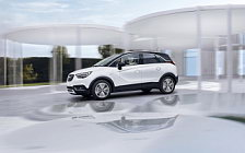 Cars wallpapers Opel Crossland X Turbo - 2017