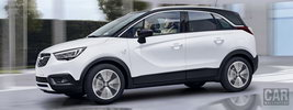 Opel Crossland X Turbo - 2017