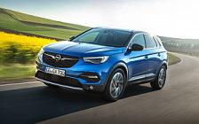 Обои автомобили Opel Grandland X Turbo - 2017