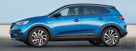 Opel Grandland X Turbo - 2017